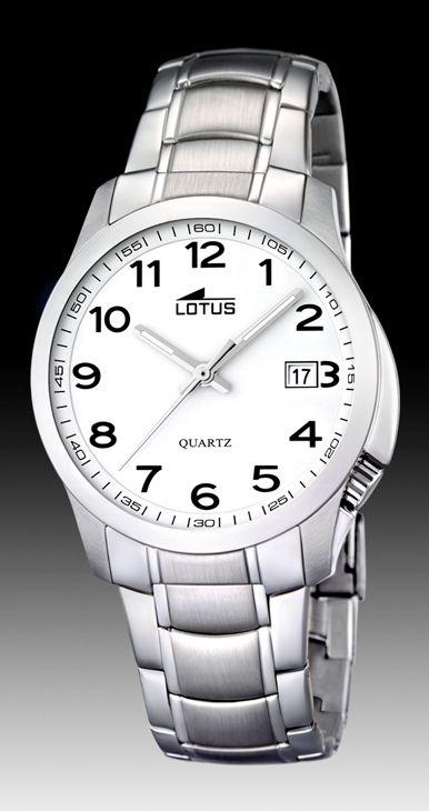 Reloj Lotus Urban Classic Acero-Joyeria Vila 6cd9400ce84a