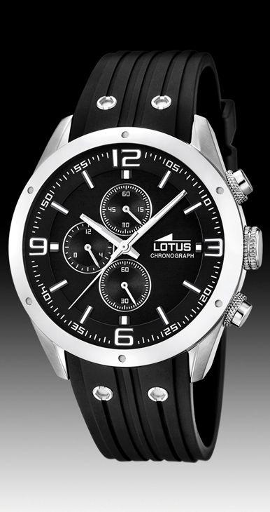 4a766c52e803 Reloj Lotus Cronógrafo Caballero-Joyeria Vila