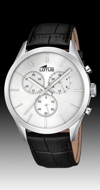 Reloj Lotus Minimalist Cronógrafo Caballero-Joyeria Vila 265c05331ac6