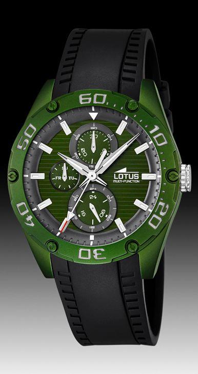 Reloj Lotus Multifunción Caballero-Joyeria Vila 7e817a6ea86d