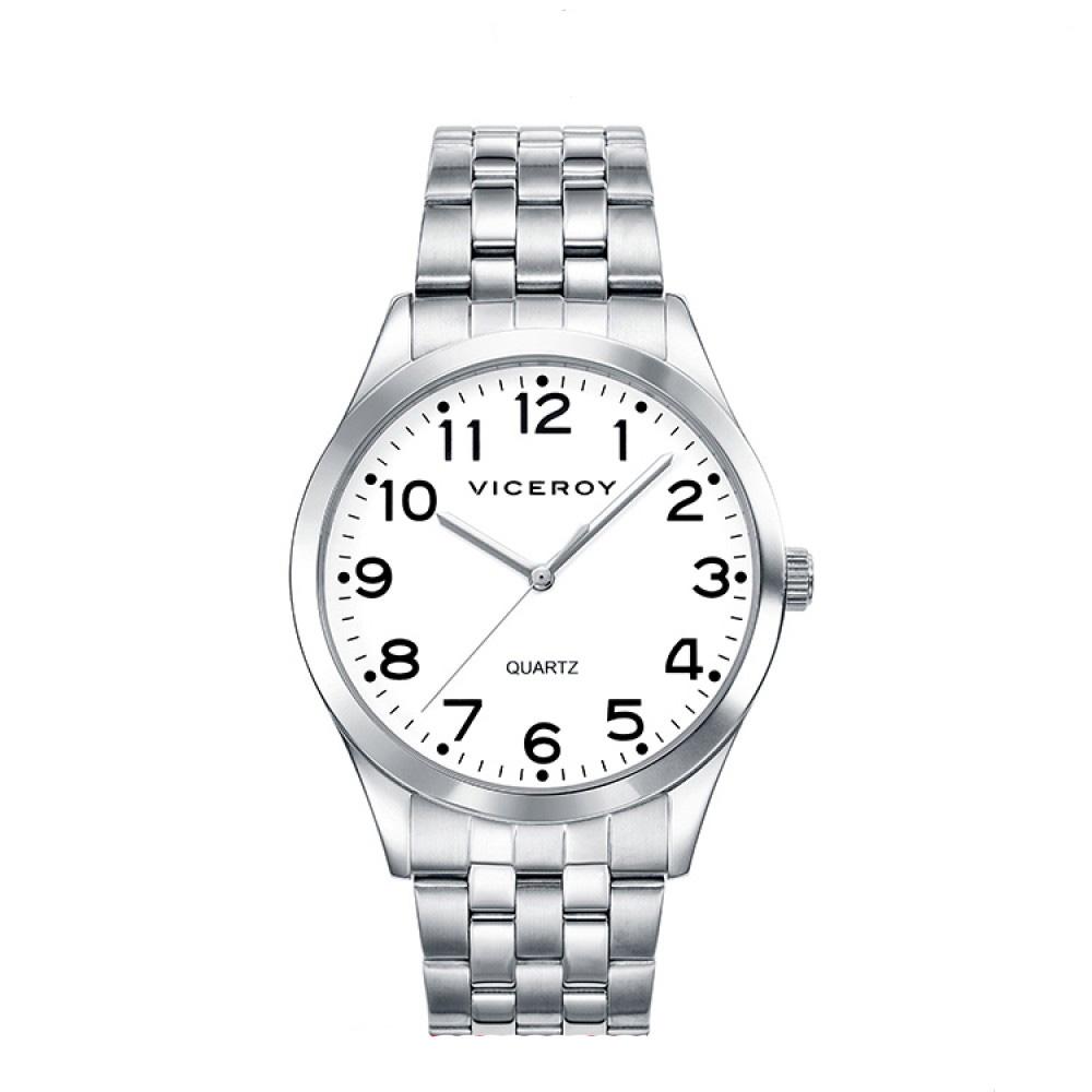 Reloj Viceroy Mujer Clásico Acero 42231-04