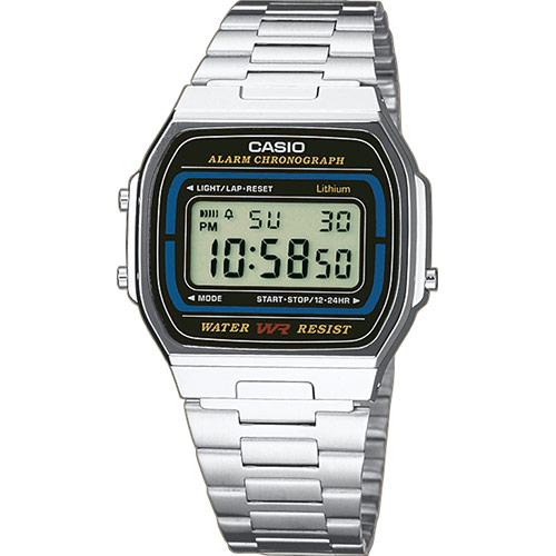 Reloj Casio Collection plateado
