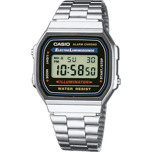 bcd233b5b91d Reloj Casio Collection A168WA-1YES-Joyeria Vila