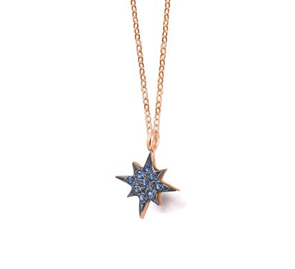 Gargantilla LeCarré Oro Estrella Polar