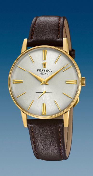 Reloj Festina Caballero Colección Extra 1948 F20249/1