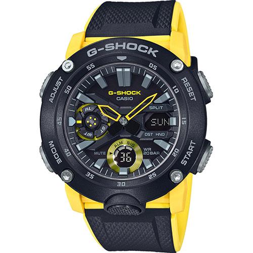 Casio G-Shock Ana-Digi Amarillo/Negro