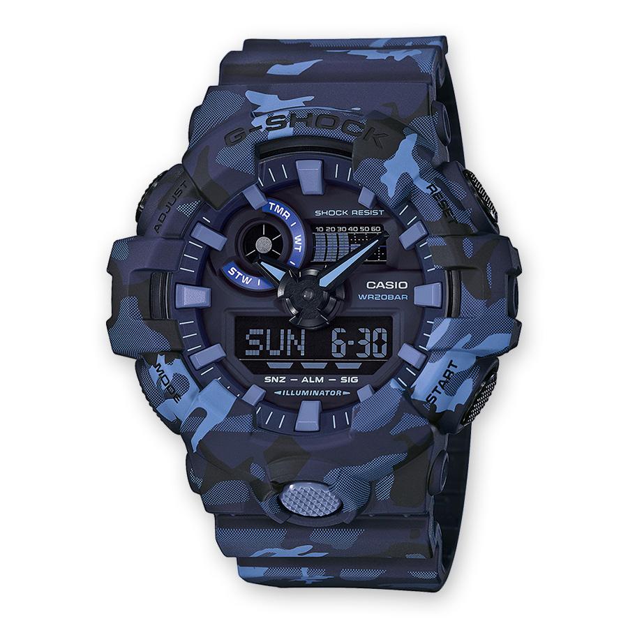 Reloj Casio G-Shock Camo Hombre GA-700CM-2AER