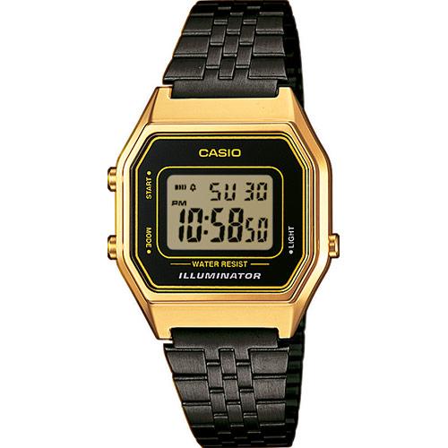 zapatos de separación 3d6b1 69ee1 Reloj Casio Collection Dorado/negro