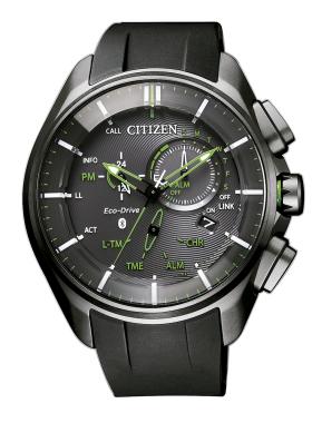 Reloj Citizen Bluetooth Titanium