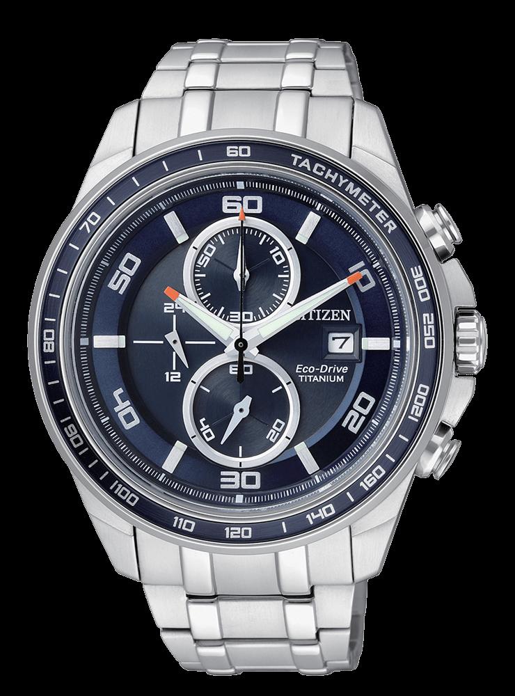 e6b81ef8b8b8 Reloj Citizen Eco-Drive Super Titanium CA0345 - Joyeria Vila