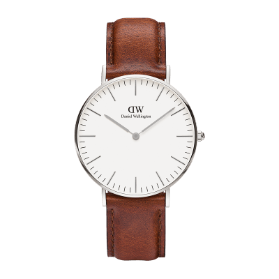 Reloj Daniel Wellington Classic St Mawes 36mm. Silver