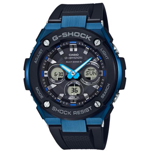 Reloj Casio G-Shock Steel Mid-Size Wave Receptor GST-W300G-1A2ER
