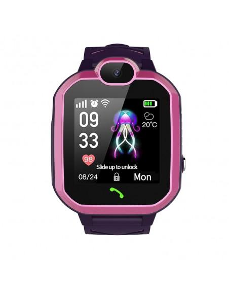 Smartwatch infantil Eurofest FW0107/M color rosa