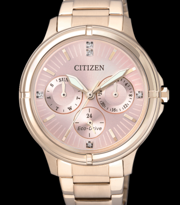 Reloj Citizen Eco-Drive Lady FD2033-52W