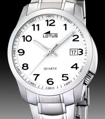 Reloj Lotus Urban Classic Acero 15760/1