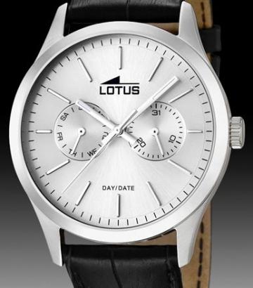 Reloj Lotus Minimalist Multifunción Caballero 15956/1