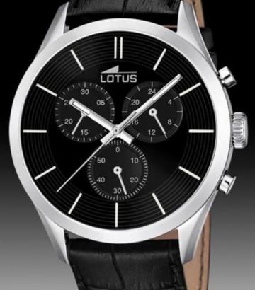 Reloj Lotus Minimalist Crono Hombre 18119/2