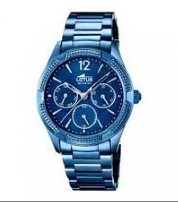 Reloj Lotus Mujer Multifunción Azul 18248/3