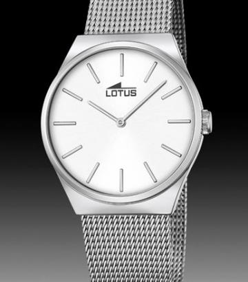 Reloj Lotus Smart Casual señora acero