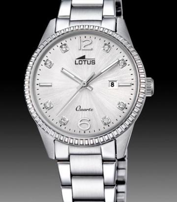 Reloj Lotus señora acero 18302/3