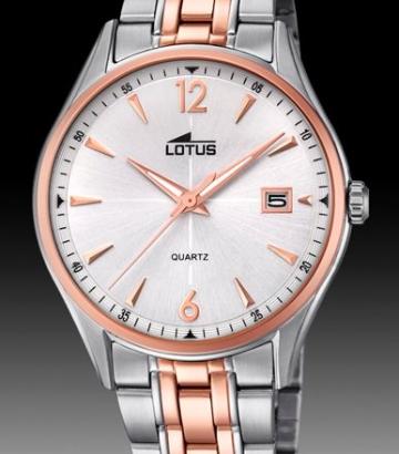 Reloj Lotus Caballero bicolor18376/2