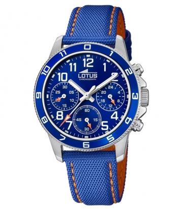 Reloj Lotus Niño Multifunción Azul 18581/2