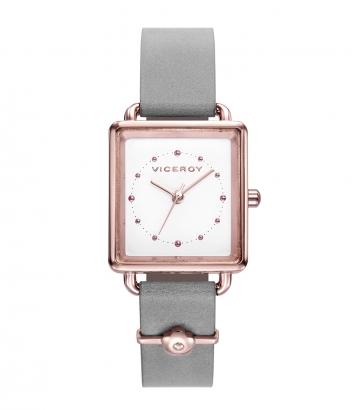 Reloj Acero Ip Rosa Correa Sra Va