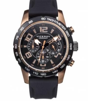 Reloj Viceroy Sportif Hombre Aluminio Crono 40461-45