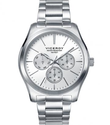 Reloj Viceroy Hombre Multifunción Acero 40517-87