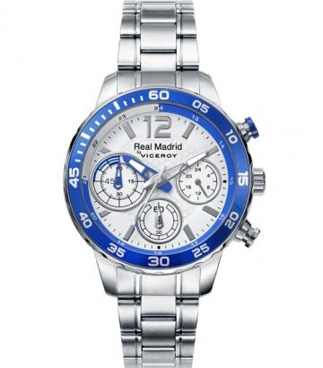 Reloj Viceroy Real Madrid Cronógrafo Cadete 40964-05
