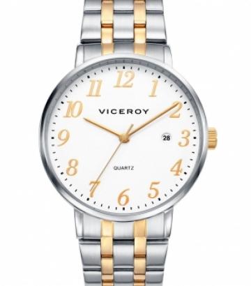 Reloj Viceroy Caballero Clásico Bicolor  42235-94