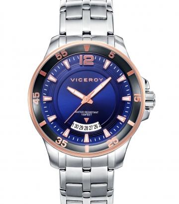 Reloj Viceroy Icon Multifunción caballero 42255-35