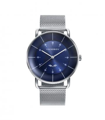 Reloj Viceroy Antonio Banderas Armis Esfera Azul