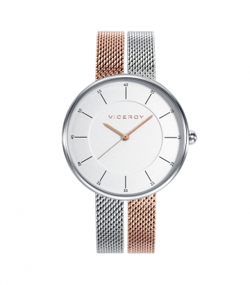 Reloj Viceroy Air Acero Malla Doble 42374-17