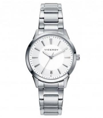 Reloj Viceroy acero mujer