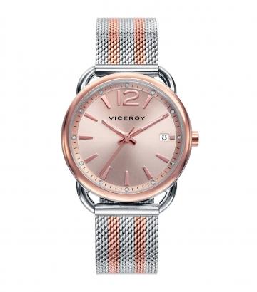 Reloj Viceroy Acero bicolor Oro Rosa 461070-95
