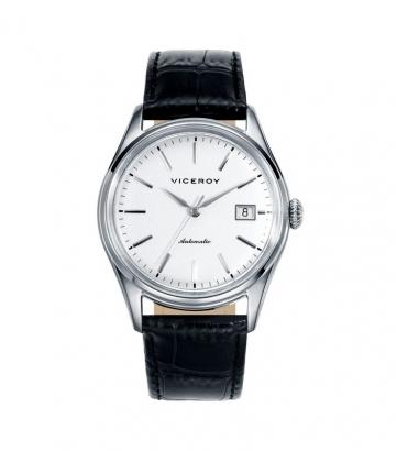Reloj Viceroy Vintage automático correa piel