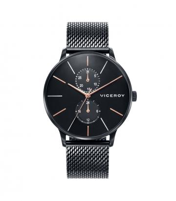 Reloj Viceroy Beat Multifunción IP Negro 46753-57