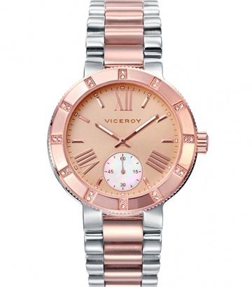 Reloj Viceroy Femme bicolor 471014-93