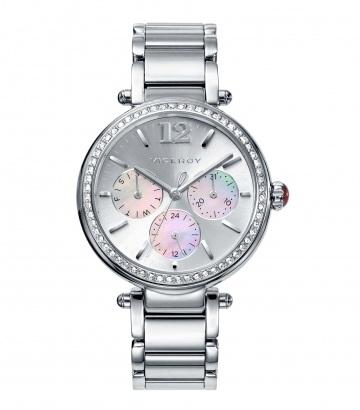 Reloj Viceroy acero Penélope Cruz 471056-15