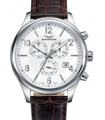 Reloj Sandoz Cronógrafo 81369-83