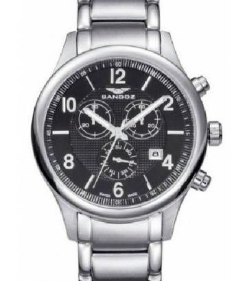 Reloj Sandoz Ellegant Cronógrafo 81371-55