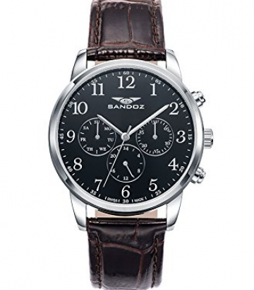 Reloj Sandoz Mulrtifunción 81441-55