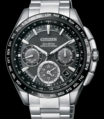 Reloj Citizen Eco Drive Satellite Wave GPS Titanium