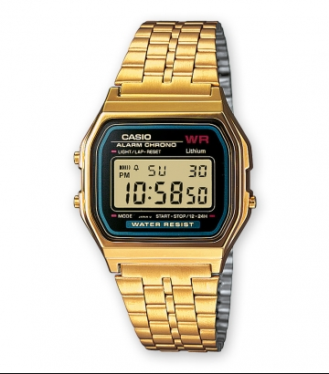 Reloj Casio Collection Dorado A159WGEA-1EF