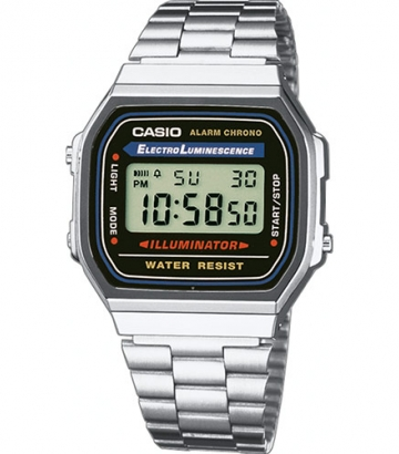 Reloj Casio Collection plateado
