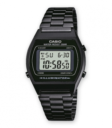Reloj Casio Collection negro
