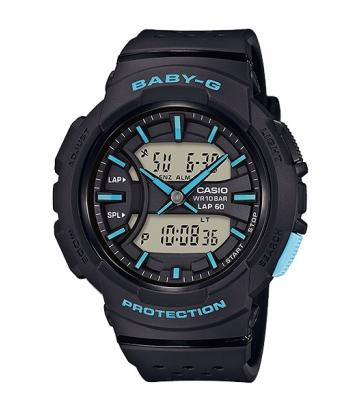 Reloj Casio BabyG negro/azul