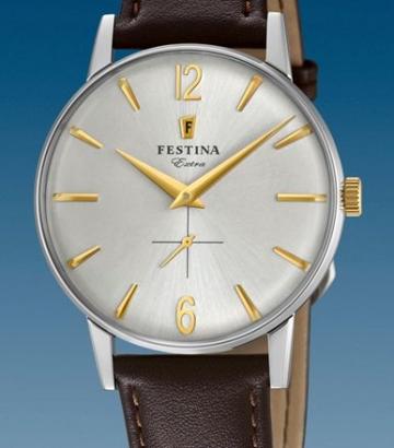 Reloj Festina Caballero Colección Extra 1948 F20248/2