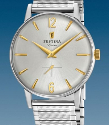Reloj Festina Caballero Colección Extra 1948 F20250/2